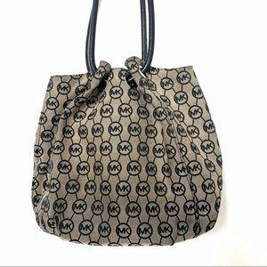 MICHAEL Michael Kors Bags - Michael Michael Kors Jacquard Draw Handle Bag
